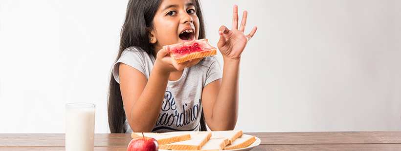 How do I Improve my Kid's Food Habits?