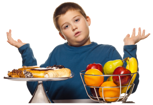 How To Make Healthy Food For Kids A Happy Part of Their Routine?
