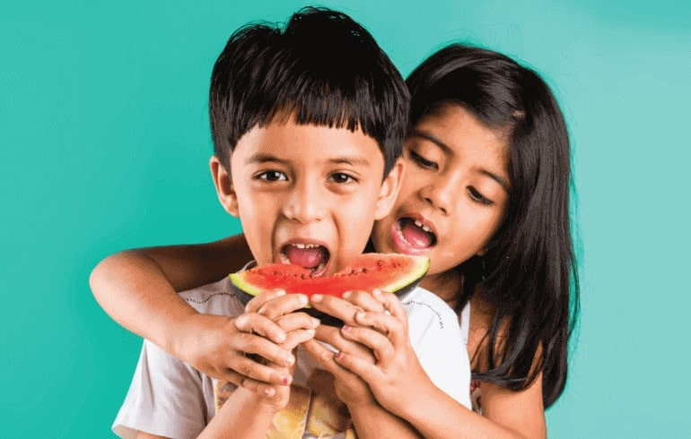 How Consuming Fruits Can Help Fight Obesity in Kids