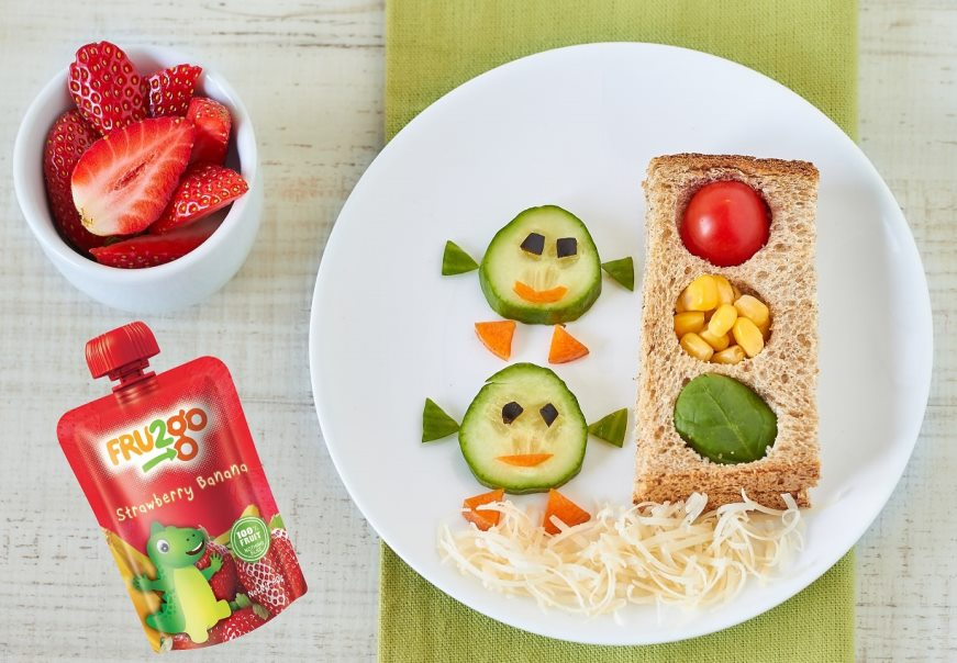Exciting And Healthy school snacks For Kids.