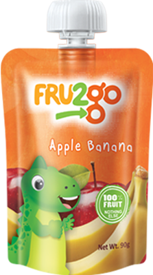 apple banana fruit snack